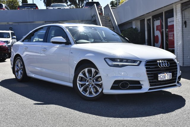 Used Audi A6 S Line S Tronic Quattro, Northbridge, 2015 Audi A6 S Line S Tronic Quattro Sedan