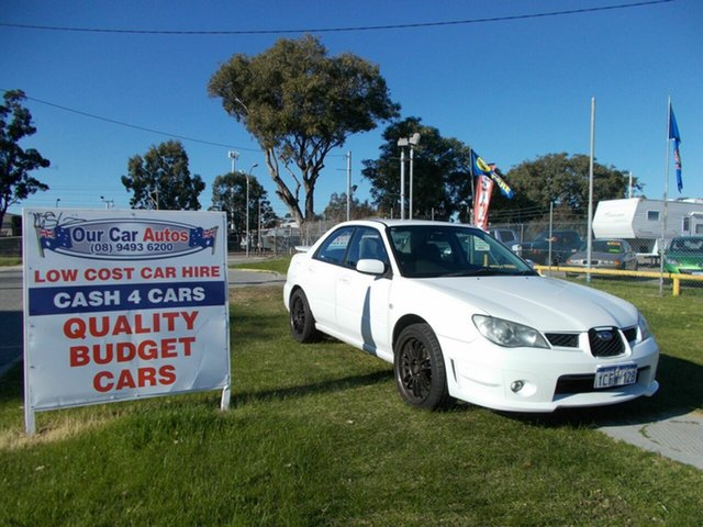 Discounted Used Subaru Impreza 2.0I (AWD), Maddington, 2006 Subaru Impreza 2.0I (AWD) Sedan