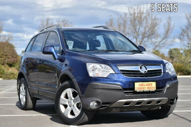 Used Holden Captiva 5, Enfield, 2010 Holden Captiva 5 Wagon