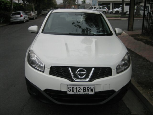 Used Nissan Dualis ST (4x2), Prospect, 2011 Nissan Dualis ST (4x2) Wagon