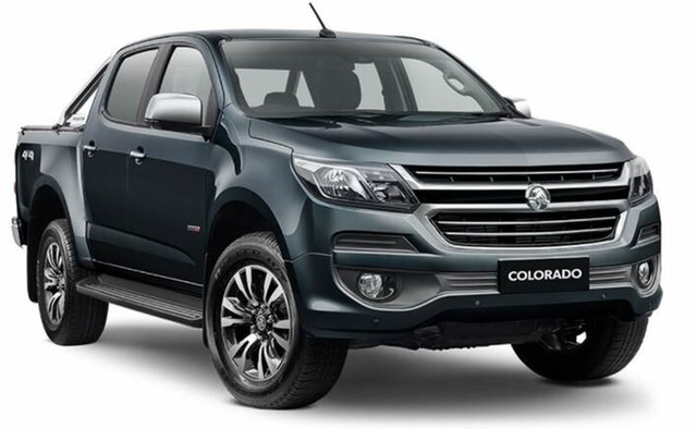 New Holden Colorado LTZ Pickup Crew Cab, Atherton, 2019 Holden Colorado LTZ Pickup Crew Cab Utility