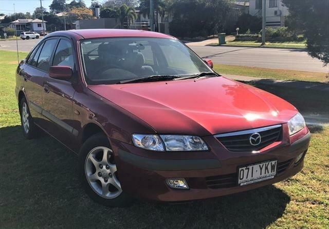 Used Mazda 626 Luxury, Gympie, 1999 Mazda 626 Luxury Hatchback