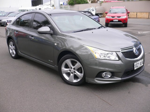 Used Holden Cruze SRi, St Marys, 2012 Holden Cruze SRi Sedan