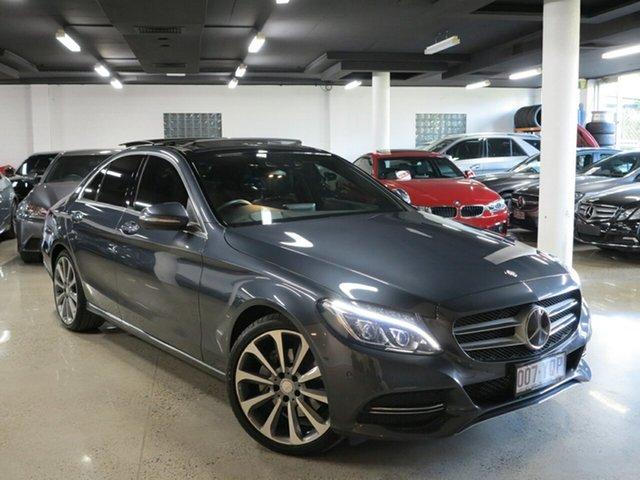 Used Mercedes-Benz C250 BlueTEC 7G-Tronic +, Albion, 2014 Mercedes-Benz C250 BlueTEC 7G-Tronic + Sedan