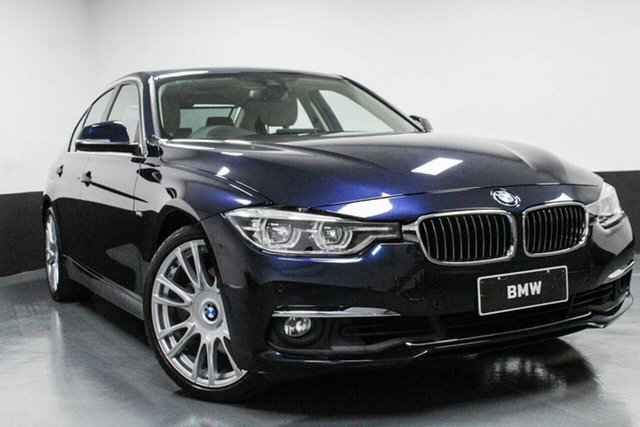Used BMW 330i Luxury Line, Cardiff, 2016 BMW 330i Luxury Line Sedan