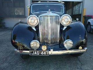 1947 Jaguar Mark IV Sedan.