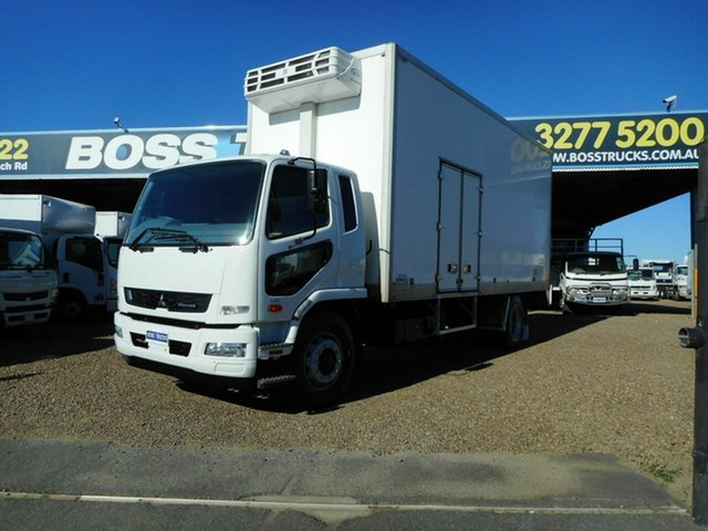 Used Mitsubishi Fighter FM600, Rocklea, 2012 Mitsubishi Fighter FM600 Refrigerated