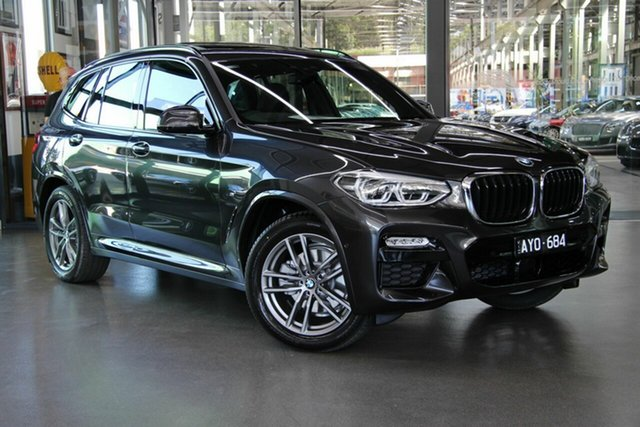 Used BMW X3 xDrive20d Steptronic, North Melbourne, 2019 BMW X3 xDrive20d Steptronic Wagon