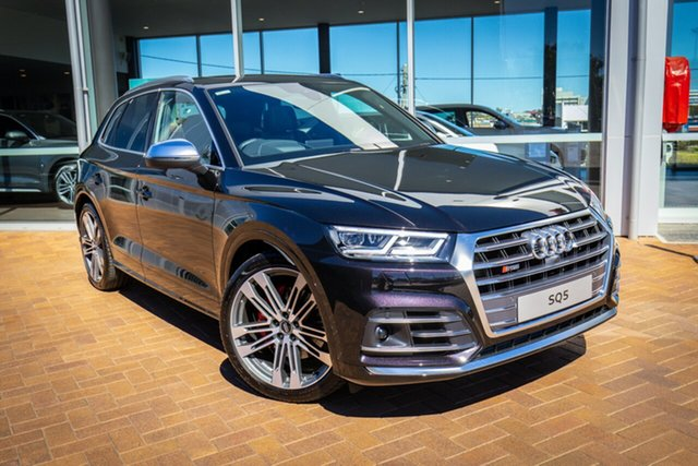 New Audi SQ5 Tiptronic Quattro, Toowoomba, 2019 Audi SQ5 Tiptronic Quattro Wagon