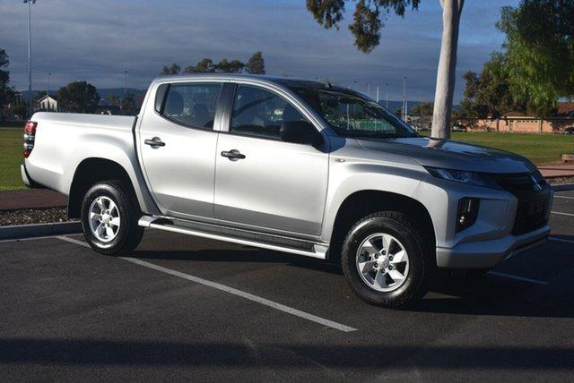 Demonstrator, Demo, Near New Mitsubishi Triton GLX+ Double Cab, Nailsworth, 2019 Mitsubishi Triton GLX+ Double Cab Utility