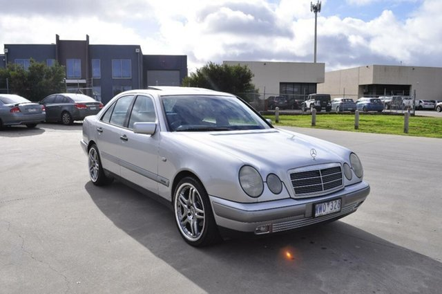 Used Mercedes-Benz E240 Classic, Hoppers Crossing, 1998 Mercedes-Benz E240 Classic Sedan
