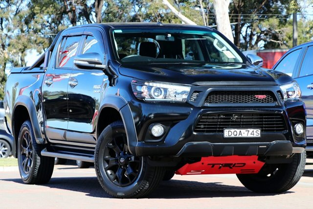 Used Toyota Hilux SR5 Double Cab, Narellan, 2017 Toyota Hilux SR5 Double Cab Utility