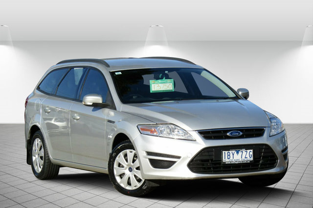 Used Ford Mondeo LX PwrShift TDCi, Oakleigh, 2014 Ford Mondeo LX PwrShift TDCi Wagon