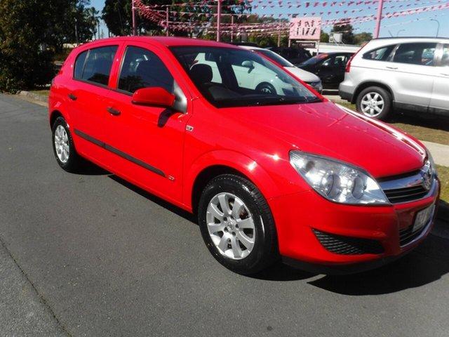 Used Holden Astra CD, Margate, 2007 Holden Astra CD Hatchback
