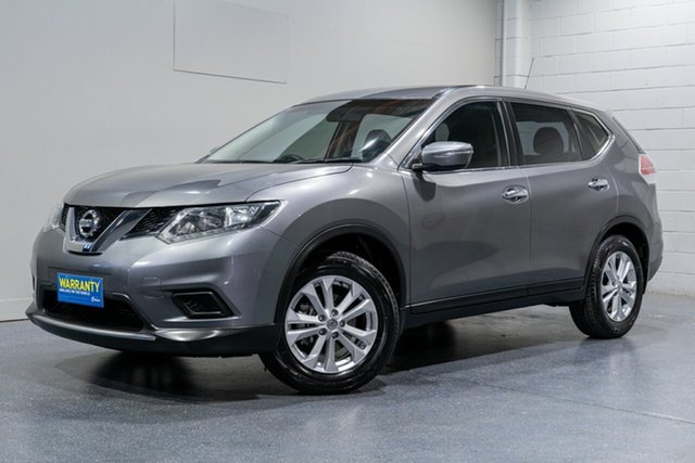 Used Nissan X-Trail ST (4x4), Slacks Creek, 2015 Nissan X-Trail ST (4x4) Wagon