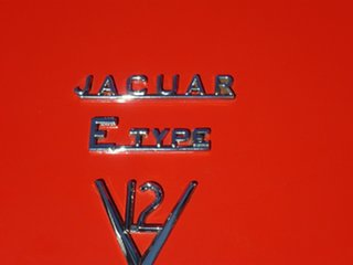 1974 Jaguar E-Type 5.3 Roadster.