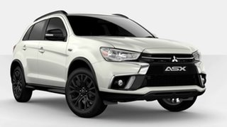 2019 Mitsubishi ASX Black Edition 2WD Wagon.