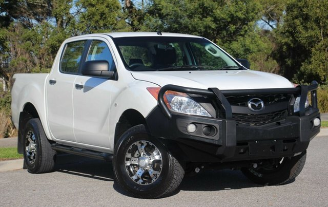 Used Mazda BT-50 XT, Officer, 2014 Mazda BT-50 XT Utility