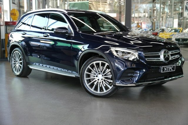 Used Mercedes-Benz GLC250 9G-Tronic 4MATIC, North Melbourne, 2015 Mercedes-Benz GLC250 9G-Tronic 4MATIC Wagon