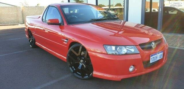 Discounted Used Holden Ute Thunder SS, East Bunbury, 2006 Holden Ute Thunder SS Utility