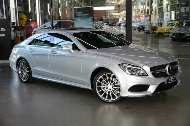 Used Mercedes-Benz CLS400 Coupe 7G-Tronic +, North Melbourne, 2015 Mercedes-Benz CLS400 Coupe 7G-Tronic + Sedan