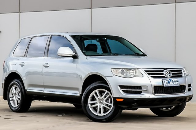 Discounted Used Volkswagen Touareg V6 TDI 4Xmotion, Pakenham, 2007 Volkswagen Touareg V6 TDI 4Xmotion Wagon