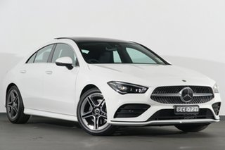 2019 Mercedes-Benz CLA-Class CLA200 D-CT Coupe.