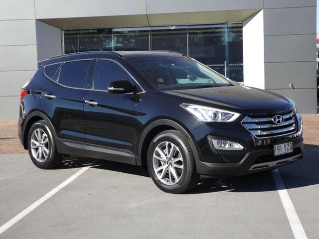 Used Hyundai Santa Fe Elite, Toowoomba, 2014 Hyundai Santa Fe Elite Wagon