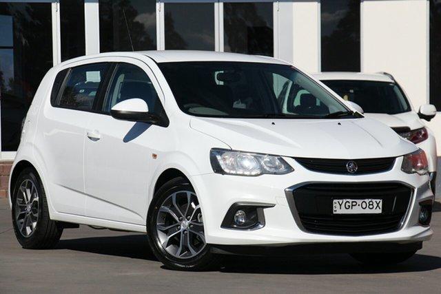 Used Holden Barina LS, Narellan, 2017 Holden Barina LS Hatchback
