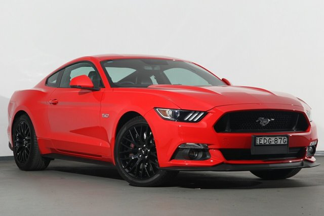 Used Ford Mustang GT Fastback SelectShift, Narellan, 2017 Ford Mustang GT Fastback SelectShift Fastback