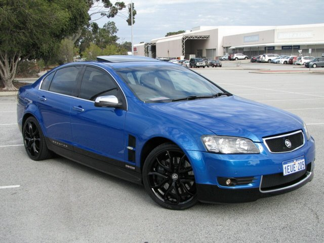 Used Holden Special Vehicles Senator Signature SV08, Maddington, 2008 Holden Special Vehicles Senator Signature SV08 Sedan