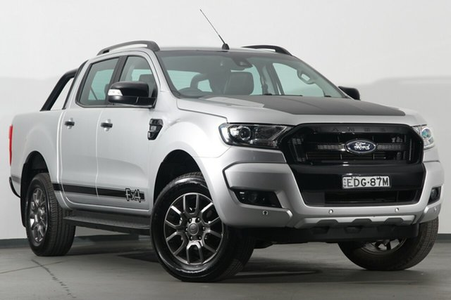 Used Ford Ranger XLT Double Cab, Campbelltown, 2018 Ford Ranger XLT Double Cab Utility