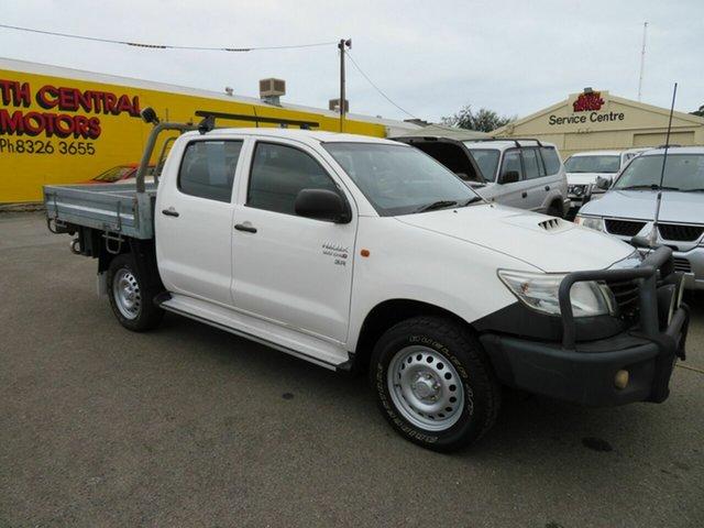 Used Toyota Hilux SR, Morphett Vale, 2014 Toyota Hilux SR Dual Cab