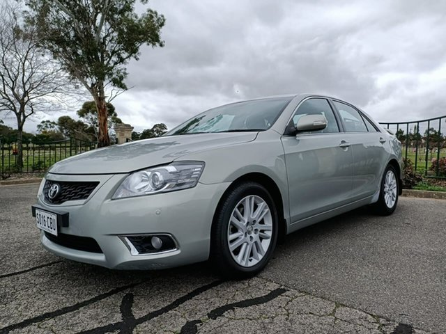Used Toyota Aurion Touring, Enfield, 2011 Toyota Aurion Touring Sedan