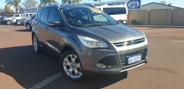 Discounted Used Ford Kuga Trend PwrShift AWD, East Bunbury, 2013 Ford Kuga Trend PwrShift AWD Wagon