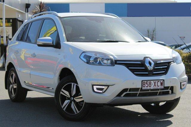 Used Renault Koleos Bose, Toowong, 2015 Renault Koleos Bose Wagon