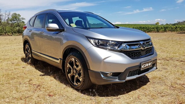 Demonstrator, Demo, Near New Honda CR-V VTi-S 4WD, Tanunda, 2019 Honda CR-V VTi-S 4WD Wagon