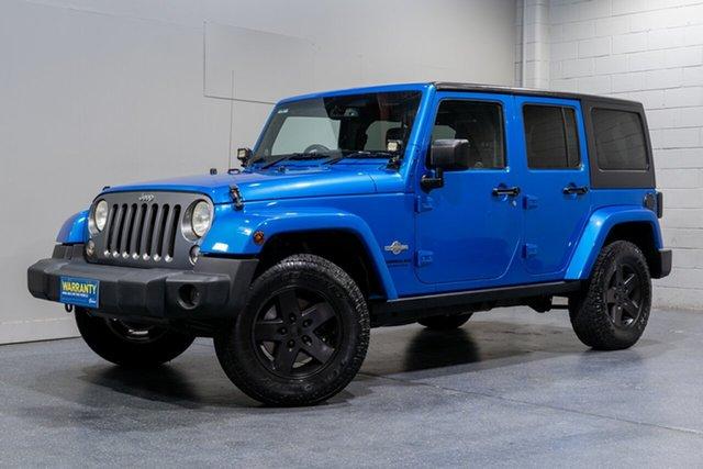 Used Jeep Wrangler Unlimited Freedom (4x4), Slacks Creek, 2014 Jeep Wrangler Unlimited Freedom (4x4) Softtop
