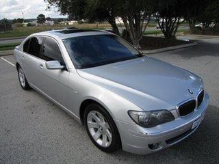 2005 BMW 7 Series 740Li Steptronic Sedan.
