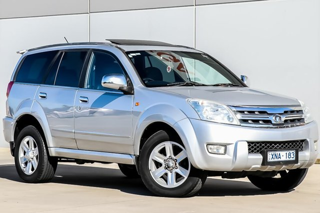 Used Great Wall X240, Pakenham, 2009 Great Wall X240 Wagon