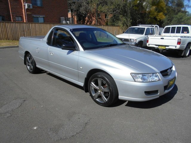 Used Holden Commodore S, Bankstown, 2006 Holden Commodore S Utility