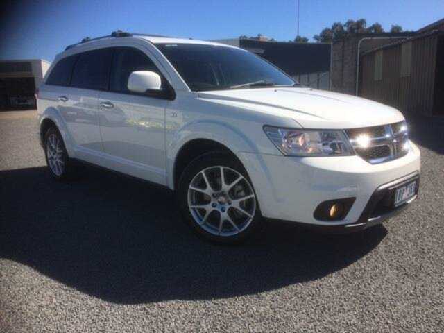 Used Dodge Journey R/T, Wangaratta, 2014 Dodge Journey R/T Wagon