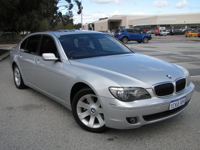 Used BMW 7 Series 740Li Steptronic, Maddington, 2005 BMW 7 Series 740Li Steptronic Sedan