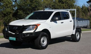2015 Mazda BT-50 XT Cab Chassis.