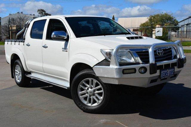 Used Toyota Hilux SR5 (4x4), Kewdale, 2014 Toyota Hilux SR5 (4x4) Dual Cab Pick-up