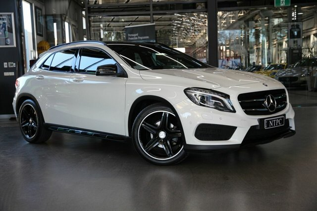 Used Mercedes-Benz GLA180 DCT, North Melbourne, 2015 Mercedes-Benz GLA180 DCT Wagon