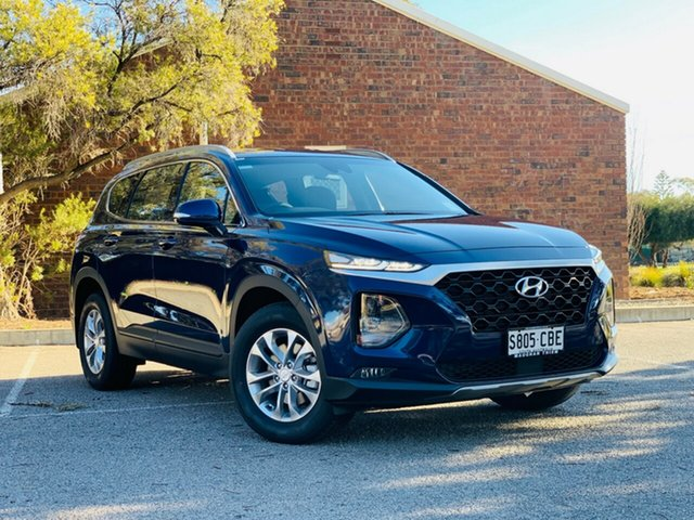 Demonstrator, Demo, Near New Hyundai Santa Fe Active, Cheltenham, 2019 Hyundai Santa Fe Active Wagon