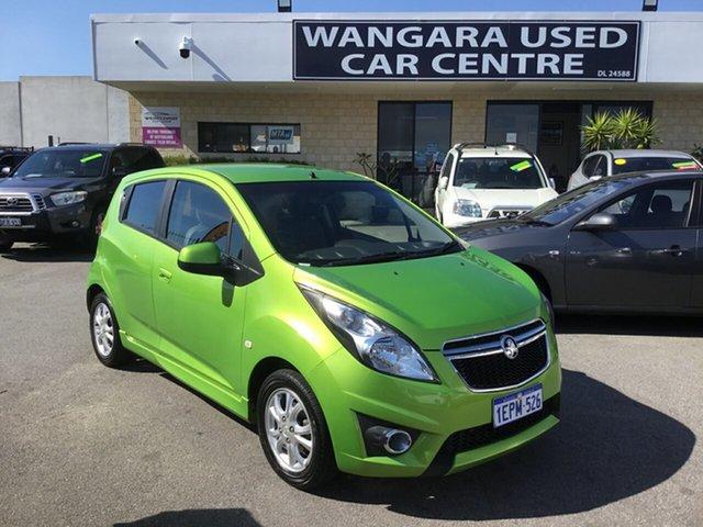 Used Holden Barina Spark CD, Wangara, 2014 Holden Barina Spark CD Hatchback