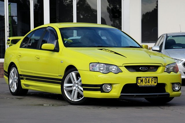 Used Ford Performance Vehicles GT, Narellan, 2003 Ford Performance Vehicles GT Sedan