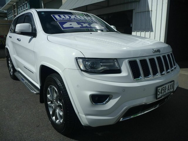 Used Jeep Grand Cherokee Overland, Edwardstown, 2013 Jeep Grand Cherokee Overland Wagon